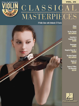 Product Cover for Classical Masterpieces