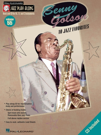 Product Cover for Benny Golson
