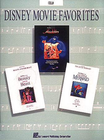 Product Cover for Disney Movie Favorites