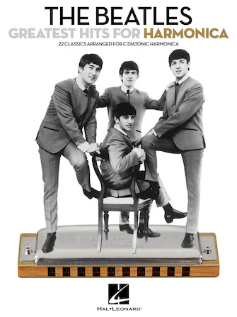Product Cover for The Beatles Greatest Hits for Harmonica