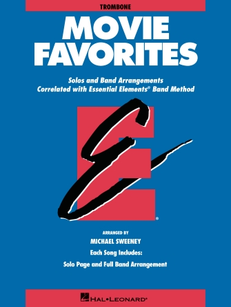 Product Cover for Essential Elements Movie Favorites