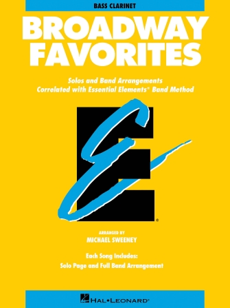 Product Cover for Essential Elements Broadway Favorites