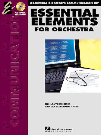 Product Cover for Essential Elements for Strings Orchestra Directors Communication Kit