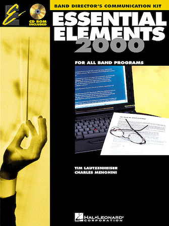 Product Cover for Essential Elements for Band, Directors Communication Kit