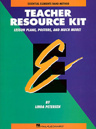 Product Cover for Essential Elements Teacher Resource Kit