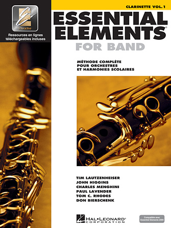 Product Cover for Essential Elements for Band avec EEi