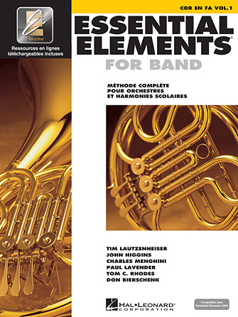 Essential Elements for Band avec EEi