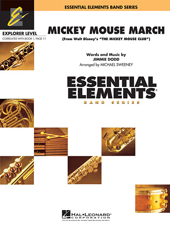Product Cover for Mickey Mouse March