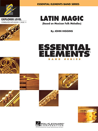 Product Cover for Latin Magic