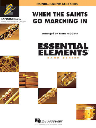 Product Cover for When the Saints Go Marching In