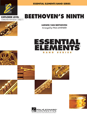 Product Cover for Beethoven's Ninth