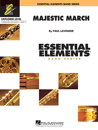 Product Cover for Majestic March