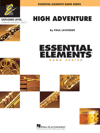 Product Cover for High Adventure