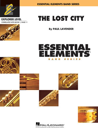 Product Cover for The Lost City