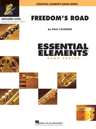Product Cover for Freedom's Road