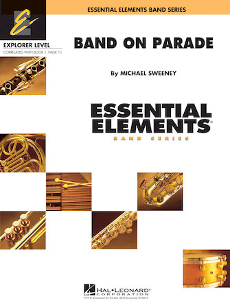 Product Cover for Band on Parade