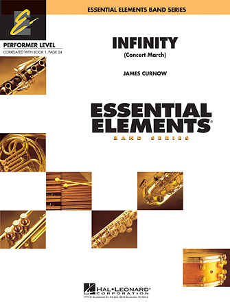 Product Cover for Infinity (Concert March)