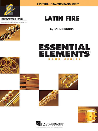 Product Cover for Latin Fire