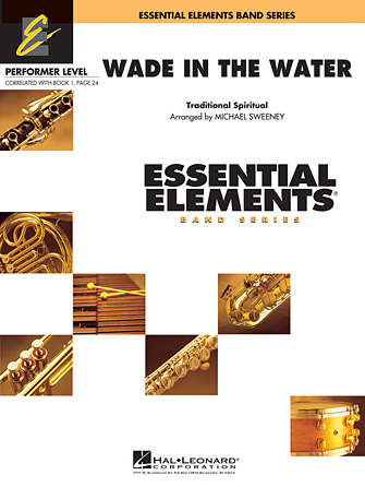 Product Cover for Wade in the Water