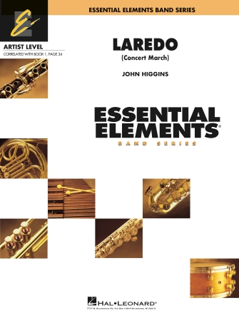Product Cover for Laredo (Concert March)