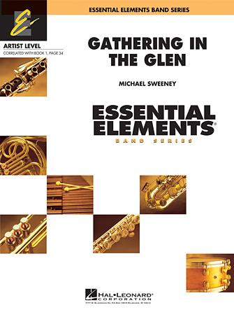 Product Cover for Gathering in the Glen