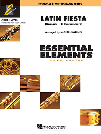 Product Cover for Latin Fiesta