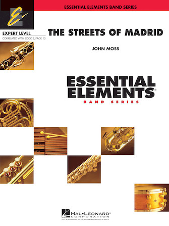 Product Cover for The Streets of Madrid