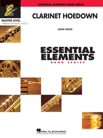 Product Cover for Clarinet Hoedown