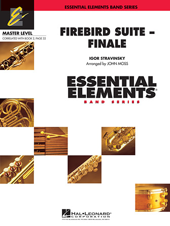 Product Cover for Firebird Suite – Finale