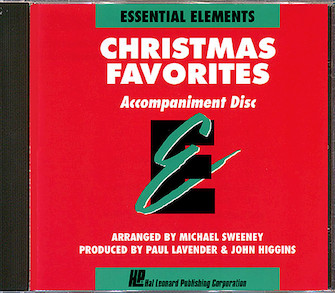 Product Cover for Essential Elements Christmas Favorites