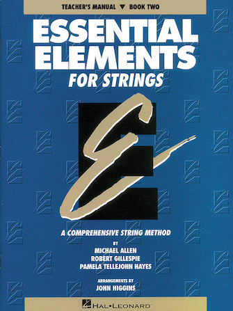 Product Cover for Essential Elements for Strings – Book 2 (Original Series)
