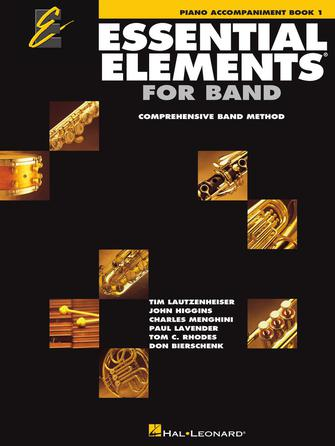 Product Cover for Essential Elements for Band – Book 1