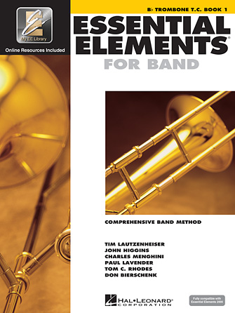 Essential Elements for Band – Book 1 with My EE Library