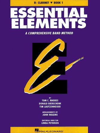 Essential Elements – Book 1 (Original Series)