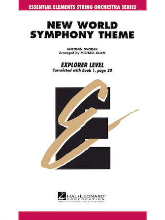 Product Cover for Theme from New World Symphony