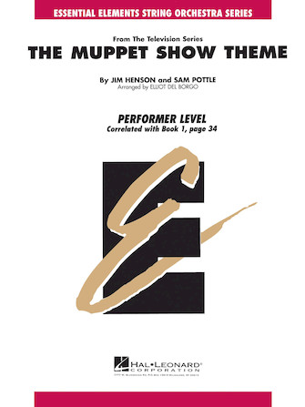 Product Cover for Theme from The Muppet Show