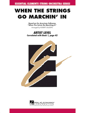 Product Cover for When the Strings Go Marching In