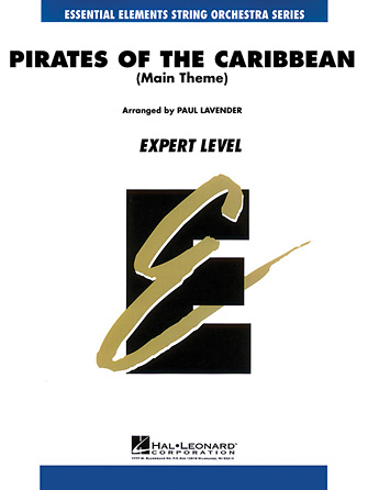 Product Cover for Pirates of the Caribbean (Main Theme)