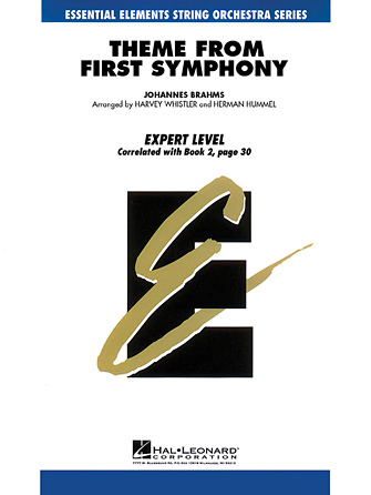 Product Cover for Theme from First Symphony