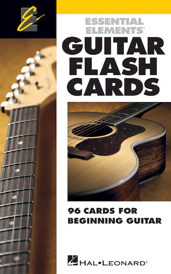 Product Cover for Essential Elements® Guitar Flash Cards