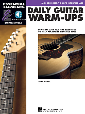 Product Cover for Daily Guitar Warm-Ups