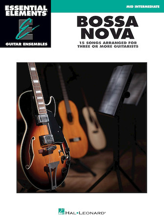Product Cover for Bossa Nova – 15 Songs Arranged for Three or More Guitarists