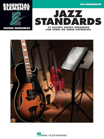 Product Cover for Jazz Standards
