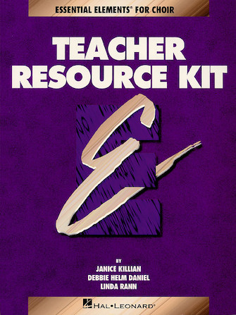 Product Cover for Essential Elements for Choir Teacher Resource Kit
