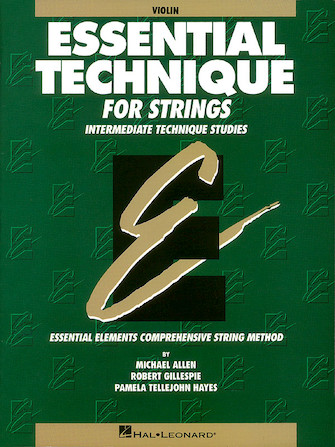 Product Cover for Essential Technique for Strings (Original Series)