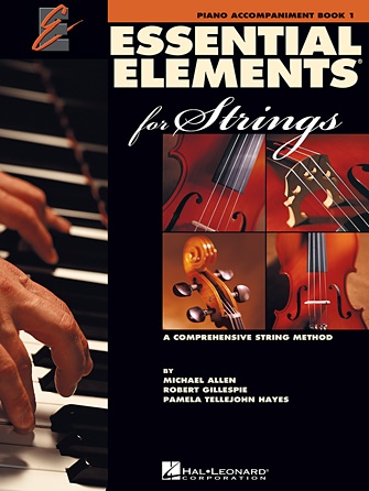 Product Cover for Essential Elements for Strings - Book 1