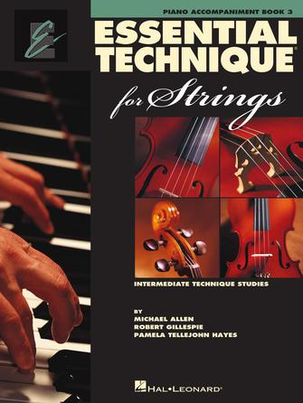 Product Cover for Essential Technique for Strings