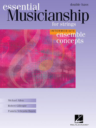 Product Cover for Essential Musicianship for Strings – Ensemble Concepts