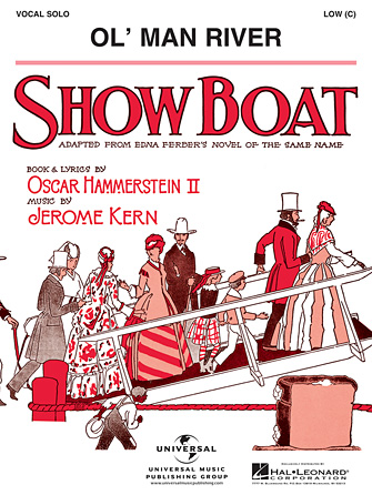 Product Cover for Ol' Man River (from ShowBoat)