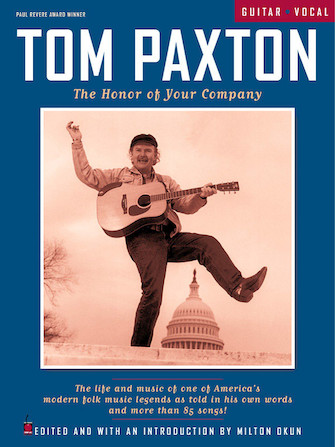 Product Cover for Tom Paxton – The Honor of Your Company